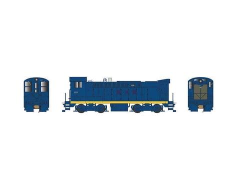 Bowser HO DS 4-4-1000 w DCC & Sound CNJ #9230