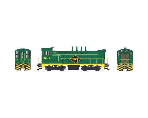 Bowser HO DS 4-4-1000 w DCC & Sound SMS #1293