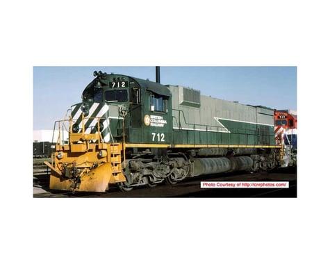 Bowser HO M630 w DCC & Sound BCR #707