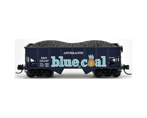 Bowser N Gla Hopper D&H Blue Coal #121247