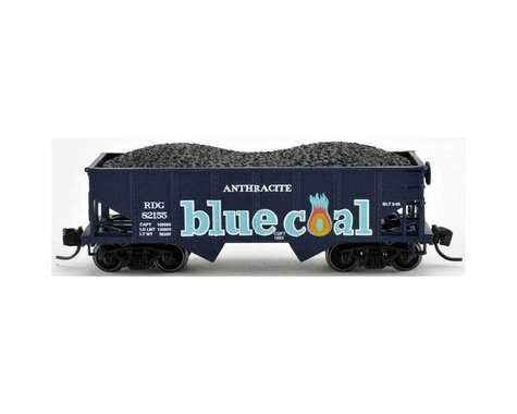Bowser N Gla Hopper RDG Blue Coal #82185