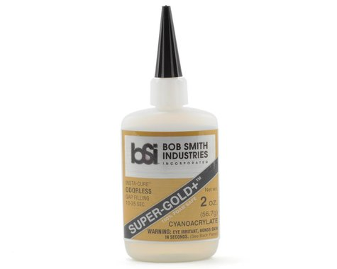 Bob Smith Industries SUPER-GOLD+ Gap-Filling Odorless Foam Safe (2oz)