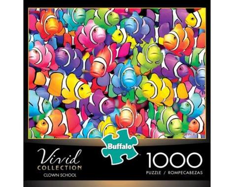 Buffalo Games 1000Puz Vivid Clown School