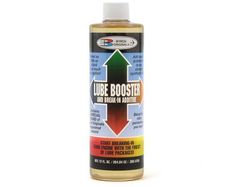 Byron Originals Lube Booster (12oz)