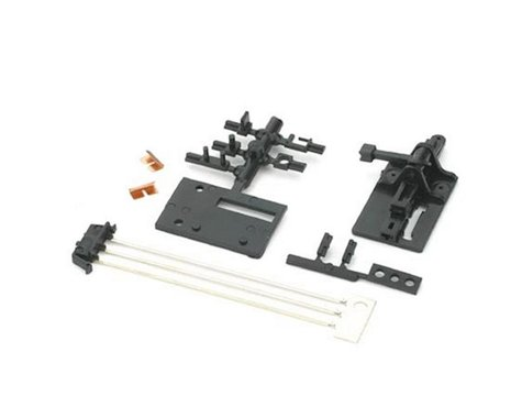 HO Ground Throw w/Contacts & Fittings, Sprung