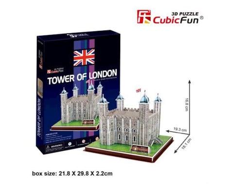 Cubic Fun CubicFun C715H Tower of London Puzzle