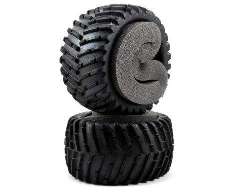 CEN V-Pattern Tires