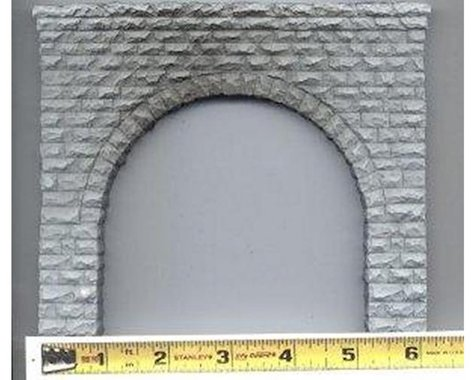 HO Double Cut Stone Tunnel Portal