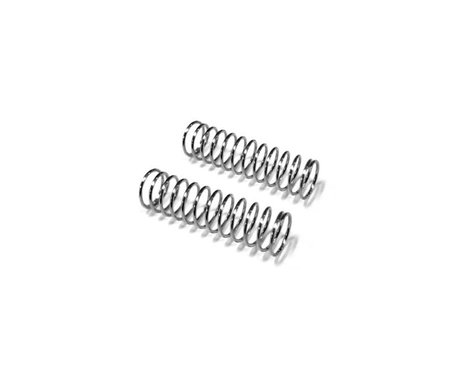 Carisma GT24B Springs (Medium): Plastic Shocks (pr.)