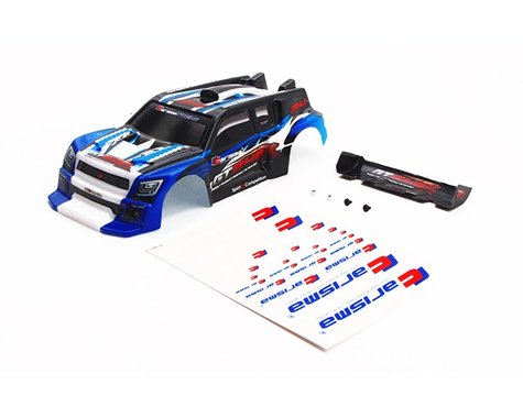 Carisma GT24R Painted and Decorates Rally Body (Blue)