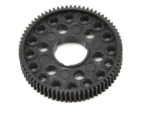 "CRC 64P ""16 Ball"" Pan Car Spur Gear (72T)"