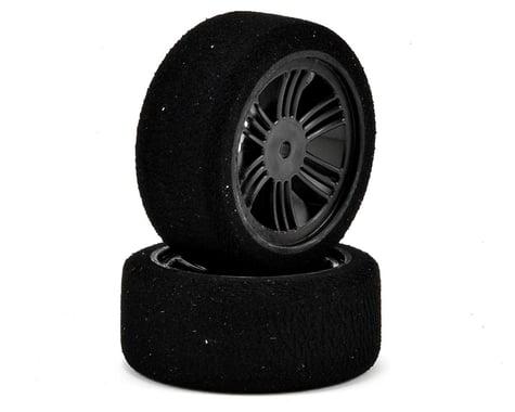 Contact 26mm 1/10 Nitro Sedan Foam Front Tires (2) (35 Shore)