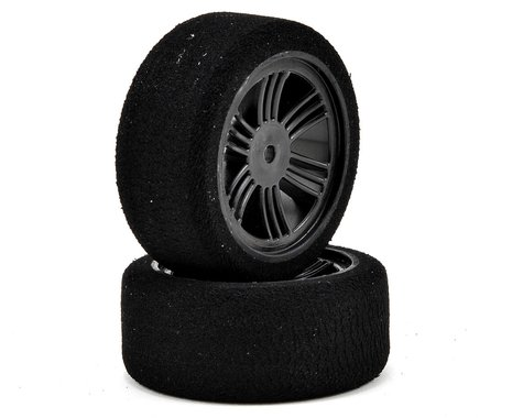 Contact 26mm 1/10 Nitro Sedan Foam Front Tires (2) (37 Shore)