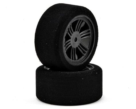 Contact 30mm 1/10 Nitro Sedan Foam Rear Tires (2) (40 Shore)