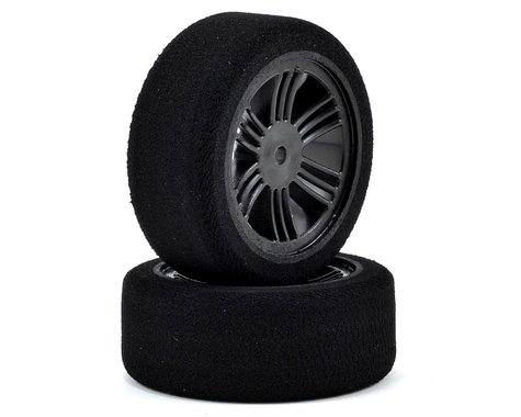 Contact 26mm 1/10 Nitro Sedan Foam Front Tires (2) (42 Shore)
