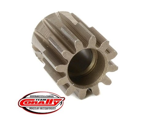 Corally 32 Pitch 12 Tooth Hardened Steel Short Pinion COR72512