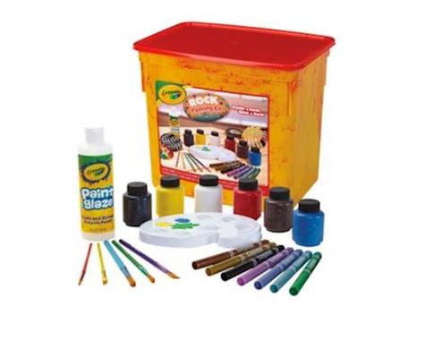 Crayola Llc Crayola Rock Painting Set