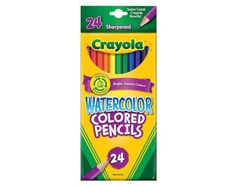 Crayola Llc Crayola 24ct Watercolor Colored Pencils