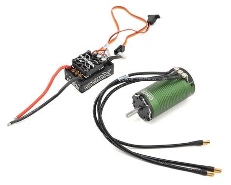 Castle Creations Mamba X SCT 1/10 Brushless Combo w/1415 Sensored Motor