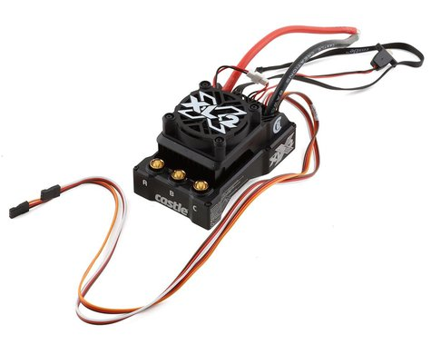 Castle Creations Mamba XLX 2 1/5 Scale Sensored Brushless ESC