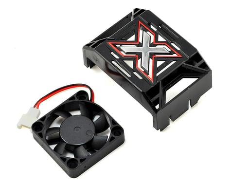 Castle Creations Monster X ESC Cooling Fan & Shroud