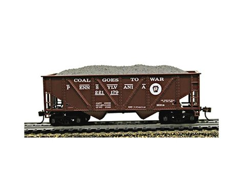 CSM HO 36' Hopper w/Coal Pennsylvania