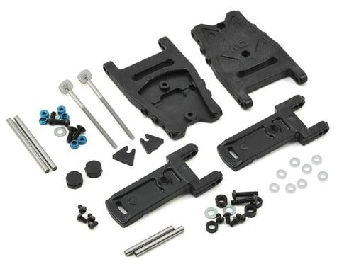 Custom Works Traxxas Slash Dirt Oval Adjustable Rear Arm Kit
