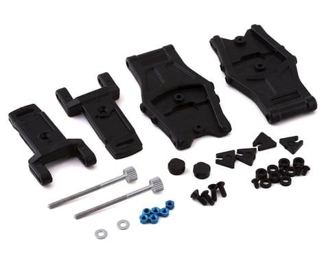 Custom Works SC5M Adjustable Toe Rear Arm Kit