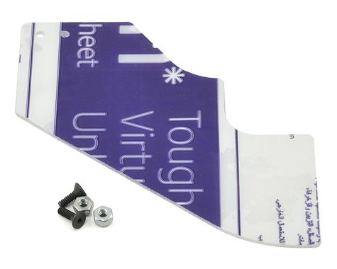 Custom Works Intimidator Spur Gear Shield