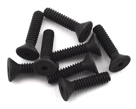 "Custom Works 4-40x1/2"" Flat Head Screws (8)"