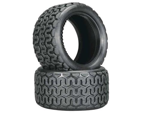 Custom Works Street-Trac Dirt Oval Rear Tires (2) (HB)