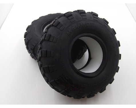 Cross RC BC-8 Tires with Foam Inserts CZR97400502