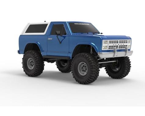 Cross RC AT4 1/10 EMO 4x4 RTR Crawler (Blue)