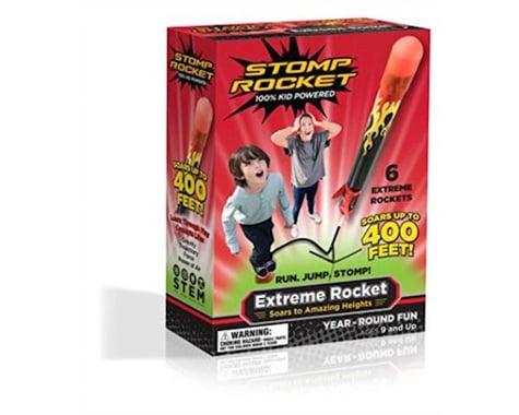 D And L Stomp Rocket (30008) Extreme Rocket (Super High Performance), 6 Rockets