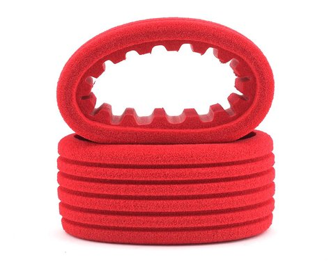 DE Racing Outlaw Sprint Rear Closed Cell Inserts (Red) (2)