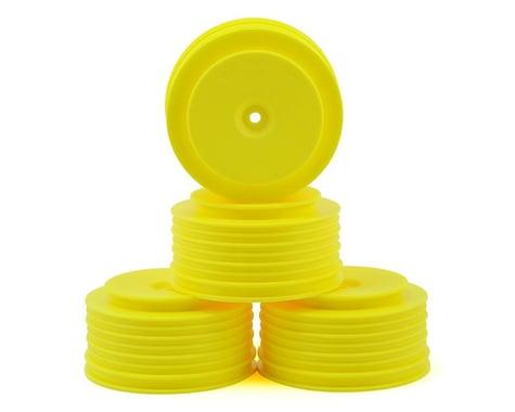 DE Racing Speedline PLUS Short Course Wheels (Yellow) (4)