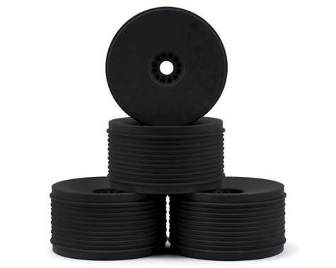"""DE Racing """"SpeedLine PLUS"""" 1/8 Truggy Wheel (Black) (4)"""