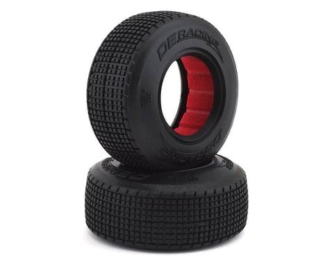 DE Racing Regulator Late Model Dirt Oval Front Tires (2) (D30)