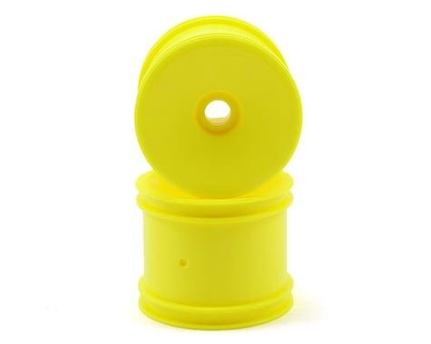 DE Racing Speedline 2.2 1/10 Stadium Truck Wheel (2) (RT6/RT5) (Yellow)