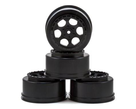 DE Racing Trinidad SC Wheels TEN-SCTE 22SCT Black (4) DEEDER-TS4-10B