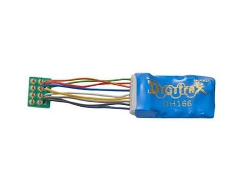 """Digitrax, Inc. HO DCC Decoder Prem S6, 1.2"""" Wires 6FN 8-Pin 1.5A"""