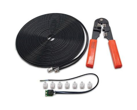LocoNet Cable Maker Kit