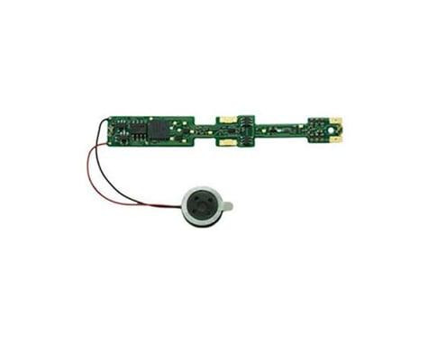 Digitrax, Inc. N Sound Decoder, Kato SD40-2/SD70/C44 4Function 1A