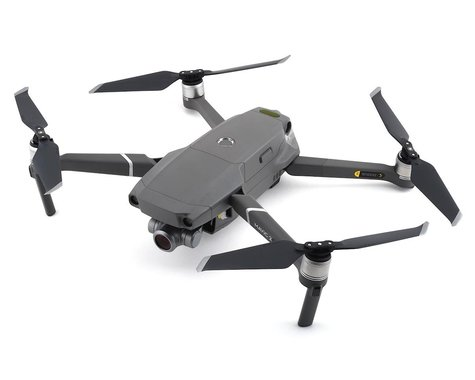 DJI Mavic 2 Zoom Quadcopter Drone w/Transmitter, Battery & Charger