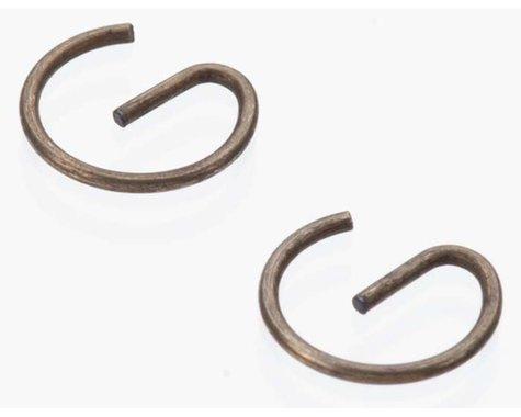 DLE Engines Piston Pin Retainer: DLE-111 (2)