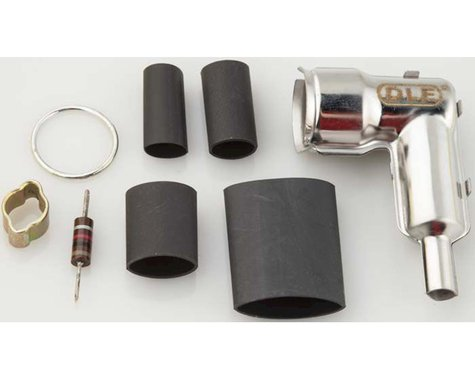 DLE Engines Spark Plug Cap: DLE-120