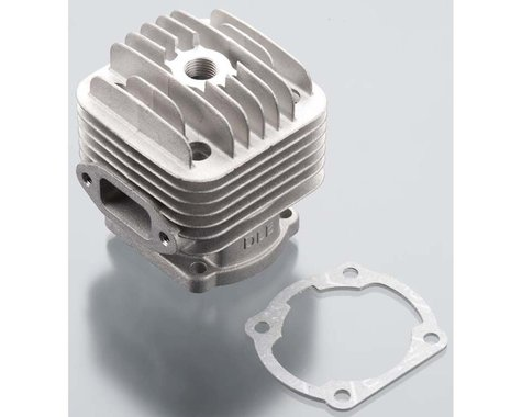DLE Engines Cylinder with Gasket: DLE-20