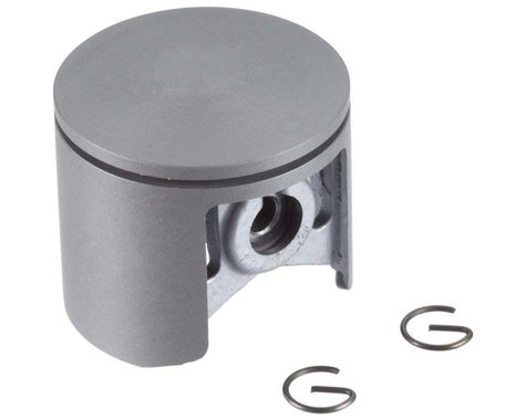 DLE Engines Piston w Pin & Retainer: DLE-222