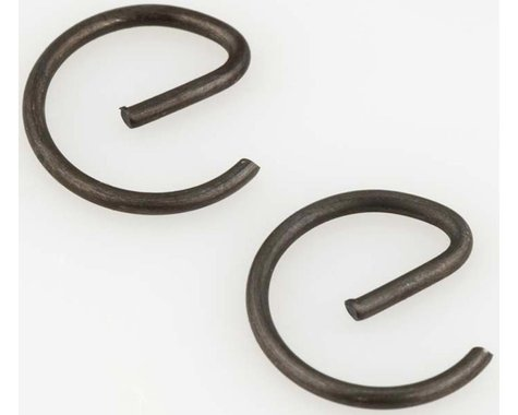 DLE Engines Piston Pin Retainer: DLE-222 (2)