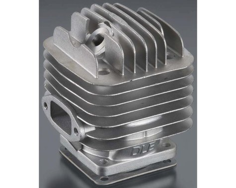 DLE Engines Cylinder with Gasket: DLE-222